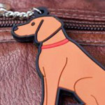 Dog Inspired Key Rings