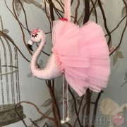 Flamingo - Pale Pink - Be Yourself