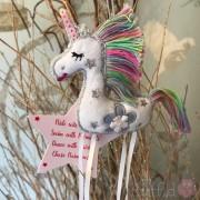 Unicorn - Pastel Rainbow Mane and Tail