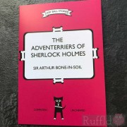 "Card - Very Ball Stories ""The Adventerriers of Sherlock Holmes"""