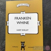 "Card - Very Ball Stories ""Franken Whine"""