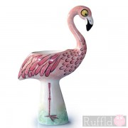 Egg Cup - Flamingo Design