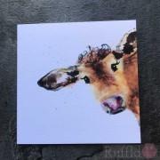 Card - Inky Cow