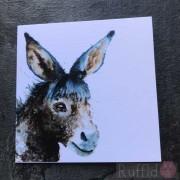 Card - Inky Donkey