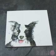 Card - Inky Dog