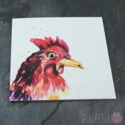 Card - Inky Chicken