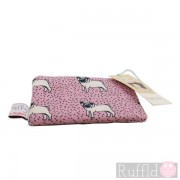 Dotty Pug Small Useful Purse by Poppy Treffry