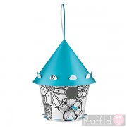 Recyclable Bird House - Cone Shona Flowers