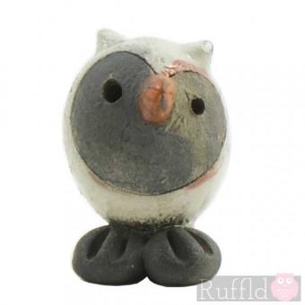 Ceramic Individually designed Owl