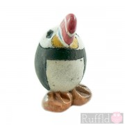 Ceramic Individually designed Puffin