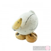 Ceramic Individually designed Seagull - Beak Up